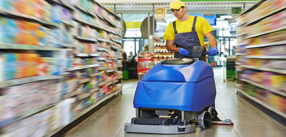 Mağaza Temizliği Sabit Personel